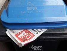 Oud papier ophalen loont minder voor verenigingen in Hilvarenbeek
