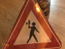Gestolen bord terug bij Brownies & Downies in Oisterwijk: 'Sorry, wij zijn geen schorriemorrie'