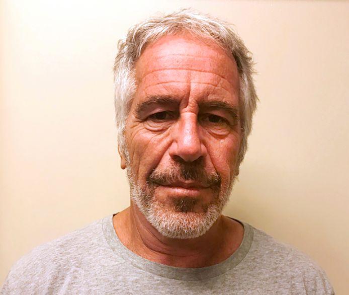 Jeffrey Epstein in 2017.