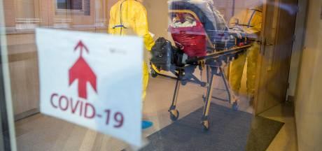 Les hospitalisations dues au coronavirus ont fortement diminué en Belgique cette semaine