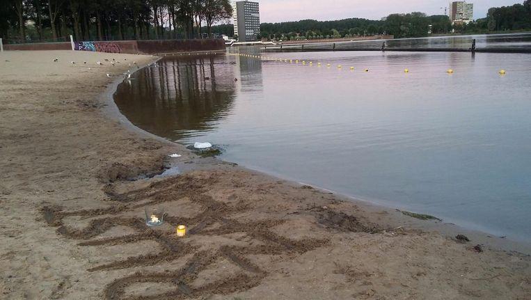 Een 5-jarige meisje is zondag verdronken. Beeld Hanneloes Pen