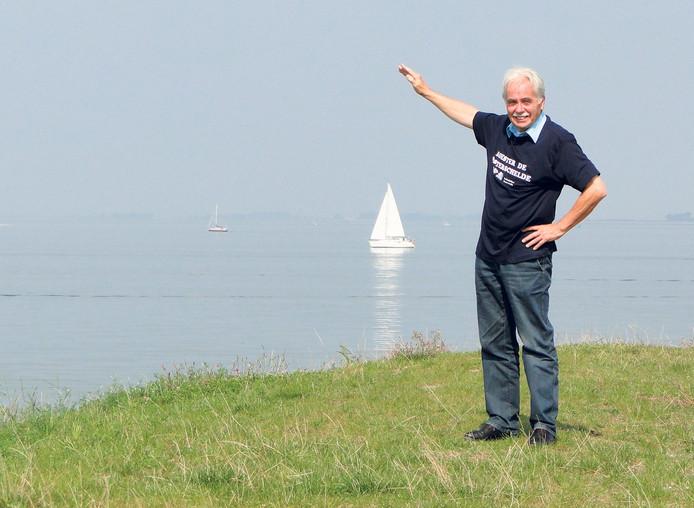 Siebe Kramer stopt per 1 januari 2020 als voorzitter van Nationaal Park Oosterschelde.