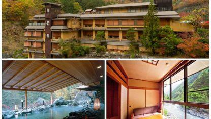 1.300 jaar ging alles goed in oudste hotel ter wereld, maar toen kwam corona: schrijverskoppel bezoekt Nishiyama Onsen Keiunkan in Japan