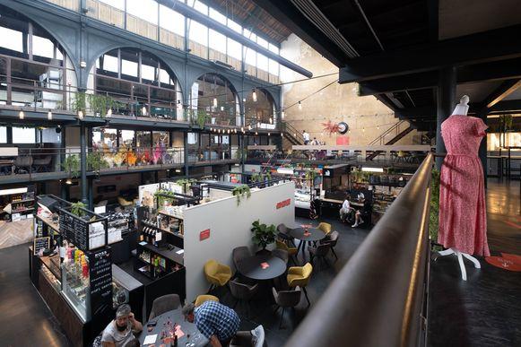De Vleeshalle in Mechelen