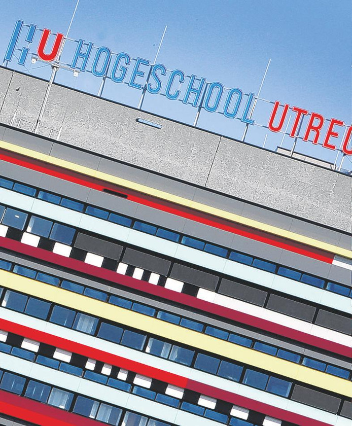 57e3163ad62 Studenten Hogeschool Utrecht minder tevreden over opleiding ...