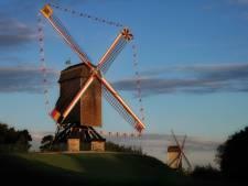 Opnieuw wordt feest voor 250-jarige Sint-Janshuismolen in Brugge afgelast