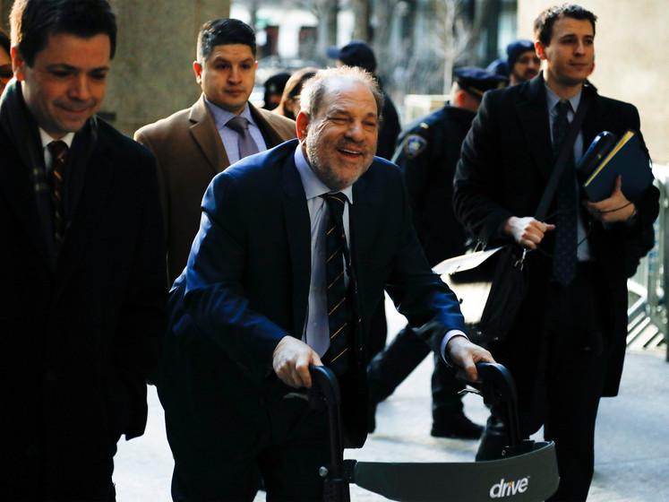 Na schokkende getuigenissen ligt lot van Weinstein nu in handen van de jury