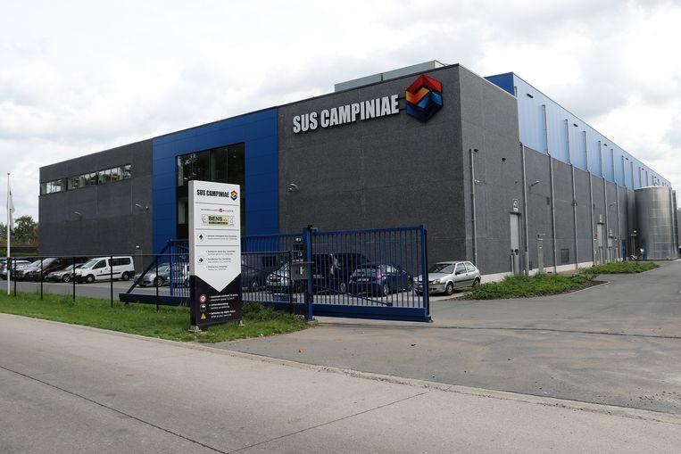 Het slachthuis Sus Campinae in Oevel.