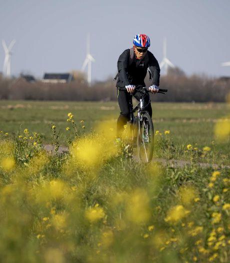 Burgemeesters 't Gooi overleggen over maatregelen tegen groepen fietsers en motorrijders