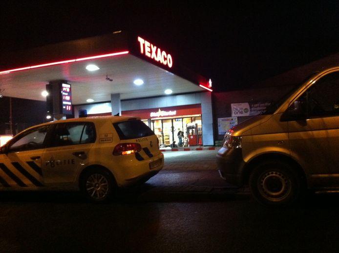 Overval op Texaco-tankstation aan Soembaplein in Ede.