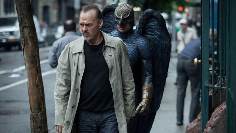 Michael Keaton in 'Birdman'.