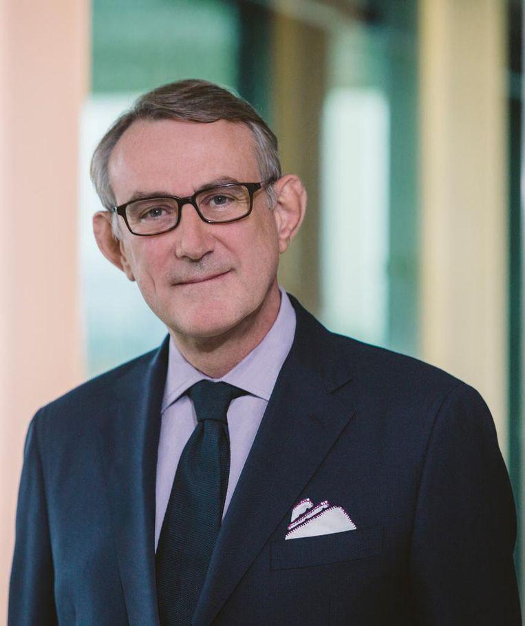Topman Jean-François van Boxmeer van Heineken Beeld Heineken