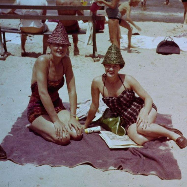 'A Secret Love' met Pat Henschel (links) en Terry Donahue, die 62 jaar in het geheim geliefden waren. Beeld Netflix