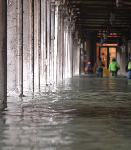 Nouvelle marée haute exceptionnelle à Venise, Florence et Pise en état d'alerte