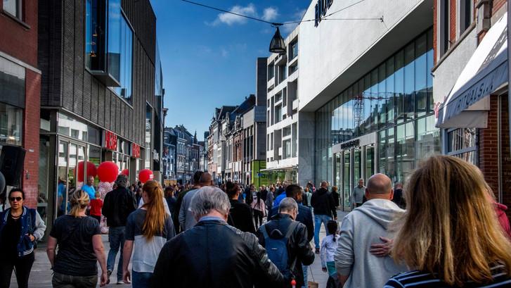 Gaat de Bossche shopper straks écht naar Tilburg toe? Nou...