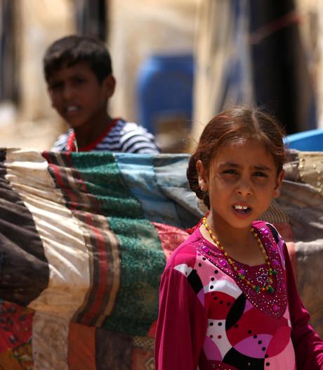 Unicef: Nog steeds kinderen onder het puin en verstopt in tunnels in Mosul