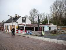 Hulst dreigt eigenaar afgebrand  bistro 't Jagershuis met dwangsom