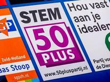 50Plus doet mee in vijf Zeeuwse gemeenten