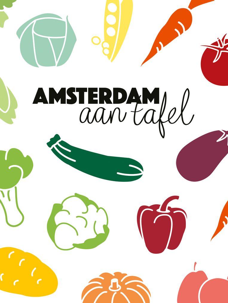 Groenten en uitvoerbaarheid staan voorop in Amsterdam aan tafel, gratis verkrijgbaar voor Stadspashouders. Beeld