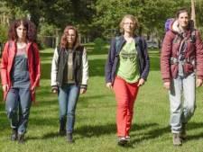 Klimaatstakers doen Zoetermeer aan tijdens tocht