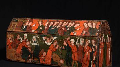 Leuvens museum PARCUM is de laatste hoop voor vrouwen die zwanger willen worden en dat is te danken aan een... eeuwenoude koorstoel