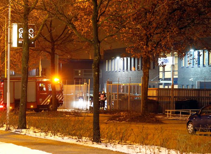 Het filiaal van Brink's waardetransportbedrijf Brink's in Best werd in maart 2013 overvallen.
