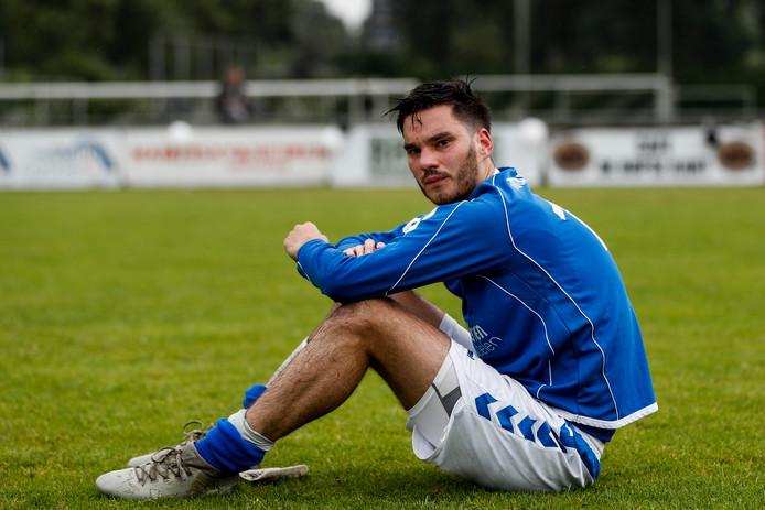 Het verdriet was aanvankelijk groot bij de voetballers van Waspik.