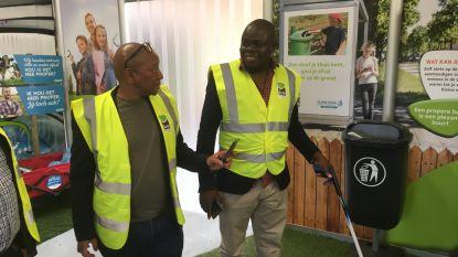 Zuid-Afrikanen komen in Meetjesland alles leren over afvalbeleid