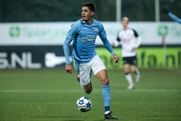 Jong PSV-verdediger Luis Felipe