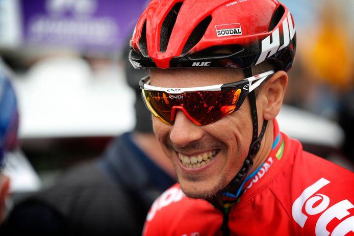 De retour chez Lotto-Soudal, Philippe Gilbert a placé Milan-Sanremo tout en haut de sa liste d'objectifs pour la saison 2020.