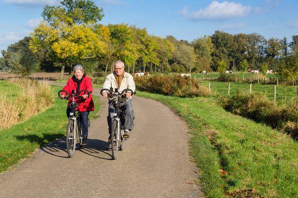 Ons land telt 2,55 miljoen gepensioneerden. Tegen 2038 zijn ze al met 3,23 miljoen.