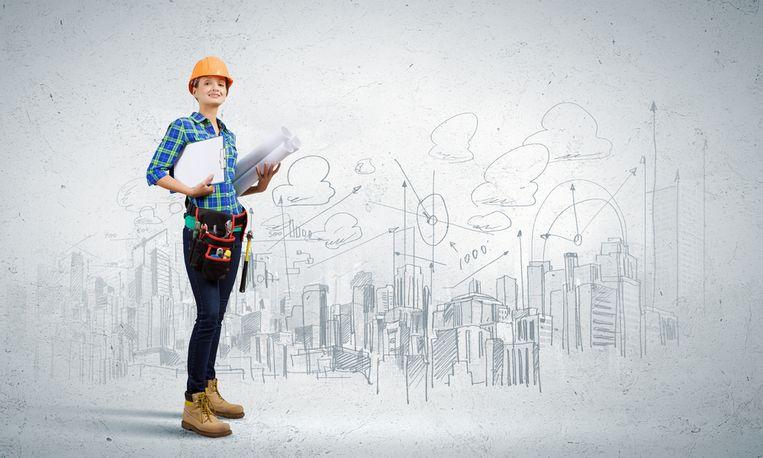 De helft van de industrieel ingenieurs die afstudeerden in 2007 verdient meer dan 3.500 euro bruto per maand.