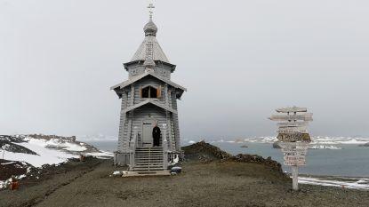 Russische wetenschapper steekt collega neer met wie hij al 6 maanden afgelegen basis op Antarctica deelt