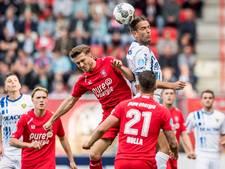 FC Twente-aanvoerder ziet euvel: 'Moeite kansen te creëren'