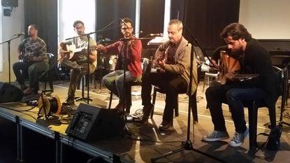 Muzikanten uit Mosul weten groot publiek te ontroeren