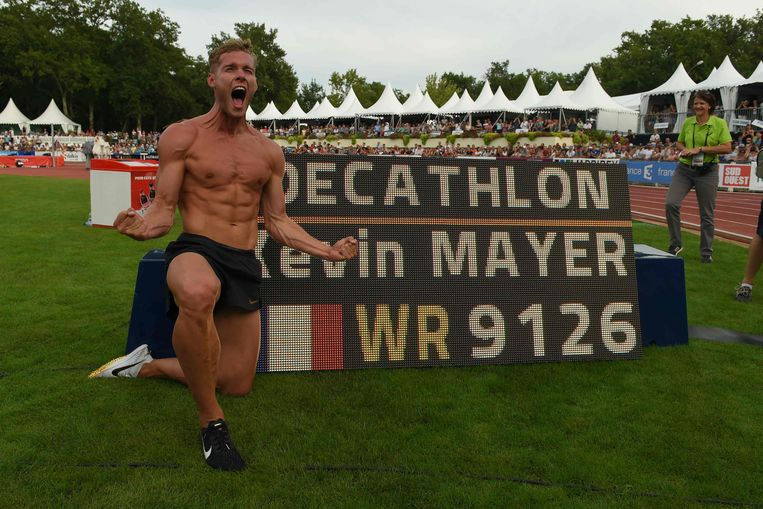Kevin Mayer.