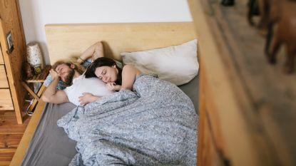Waarom je niet zonder deken kan slapen