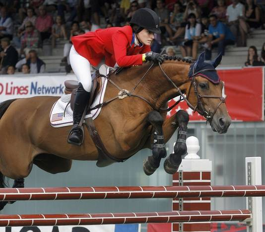 Jessica Springsteen.