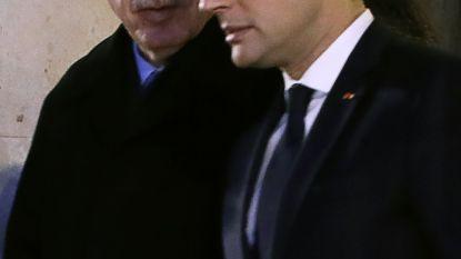 """Erdogan haalt uit naar Macron na Münster: """"Jullie zullen ten onder gaan, zolang het westen deze terroristen te eten geeft"""""""