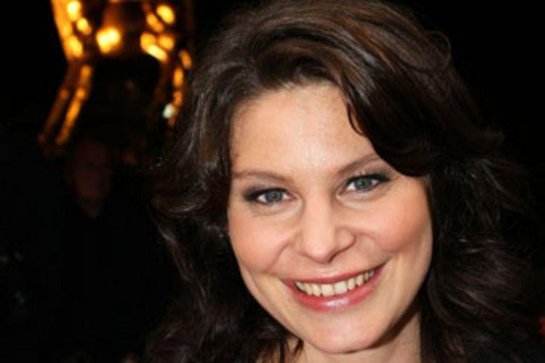 Actrice Rifka Lodeizen, 'Kan door huid heen'. (ANP) Beeld null