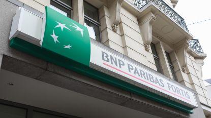 Kantoor BNP Paribas Fortis op Sint-Jacobsplein bedreigd met sluiting