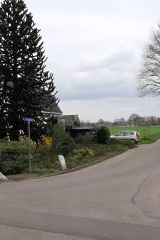 Opnieuw boeteregen op smalle wegen Binnenveld bij Rhenen