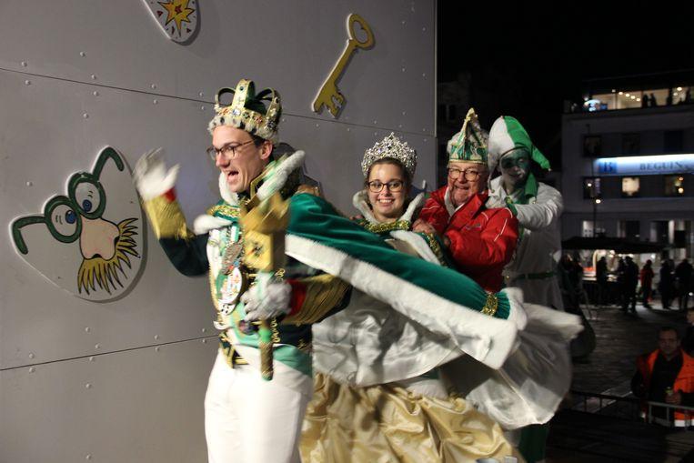 Bommels veroveren Belgisch record polonaisedansen.