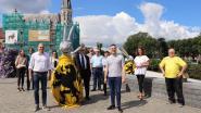 N-VA Lokeren ontvangt minister Diependaele op Vlaamse feestdag