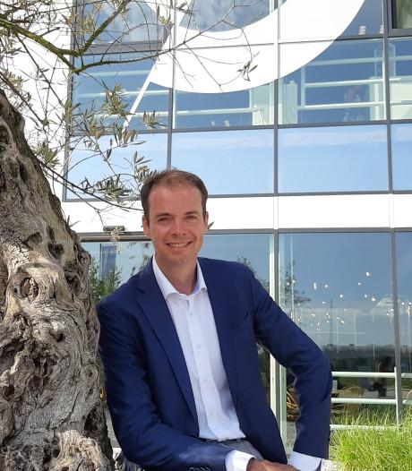 Joep Hendricks directeur World Horti Center