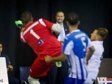 Uur van de waarheid nadert voor zaalvoetballers FC Eindhoven
