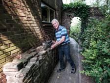 Open tuin in Groessen: Geert (84) heeft net als zijn vader altijd een snoeischaar op zak