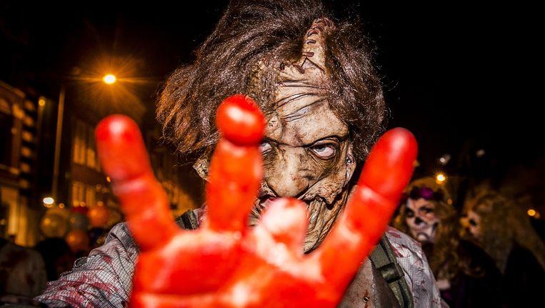 Het wordt dit weekend weer griezelen tijdens Halloween Beeld ANP