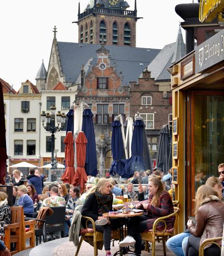 Nijmegen is bijna de leukste studentenstad van Nederland