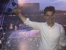Burgemeester Depla trots op promotie NAC: 'Geweldig dit, in het weekend van Breda'